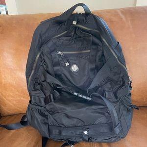 RARE lululemon Blissful yogapack backpack — EUC!